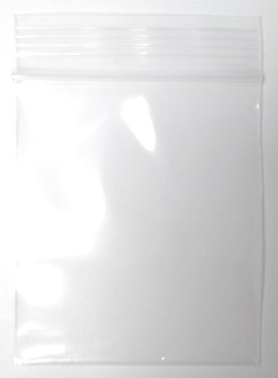 2 5 X 3 4 Mil Clear Reclosable Bags